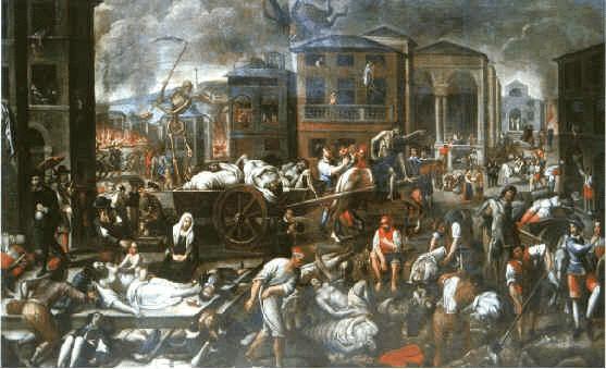 Cognomi sandonatesi scomparsi dopo la peste del 1656-58.