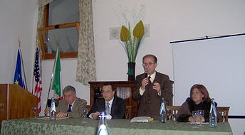 Convegno sugli 80 anni della provincia di Frosinone - San Donato val di Comino