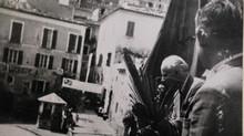 Umberto Nobile a San Donato, sua moglie ad Alvito