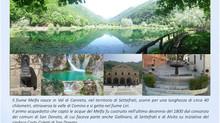 Le acquee superficiali e sotterranee della Val di Comino - il fiume Melfa e i suoi affluenti