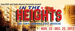 IN THE HEIGHTS- POSTER