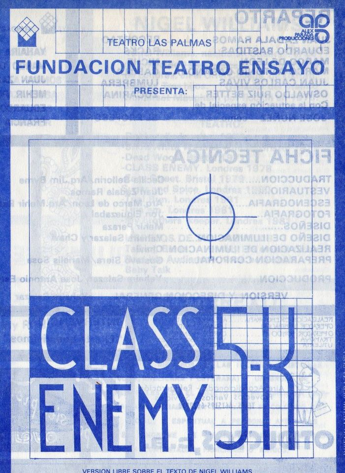 Class enemy 5k program