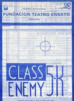 Class enemy 5k program