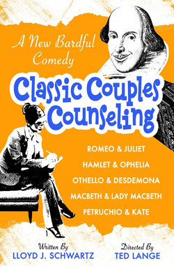Classic Couples Counseling-Poster
