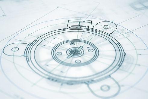 Engineering-Pläne