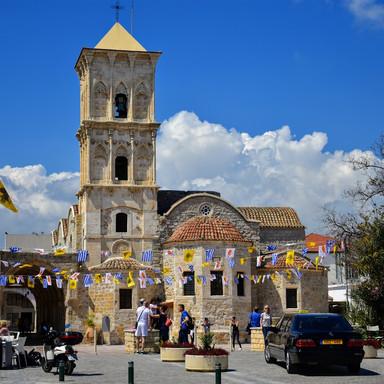 Cyprus in April