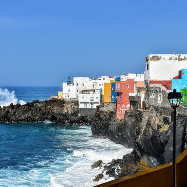 Tenerife in January