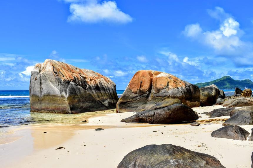 Seychelles, Anse Nord D'est beach