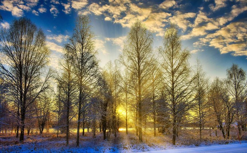 Finland, near Kemi