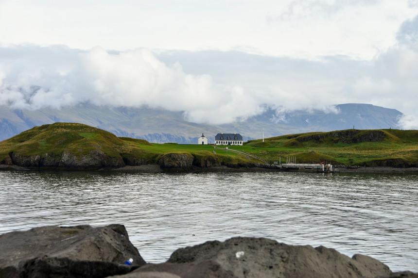 Videy island, Reykjavík