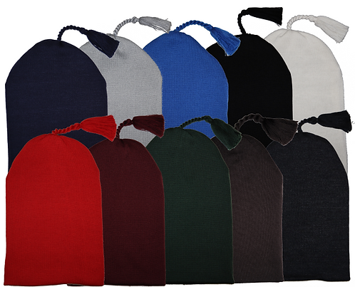 Jelly bag cap - heavy wool (Qual. 1179)