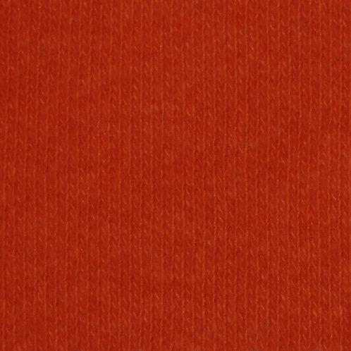 Cotton Interlock - dark orange (Qual. 308/4611)