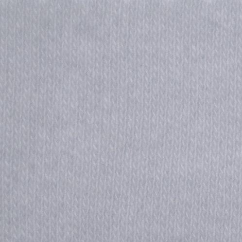Baumwolle Interlock - hellgrau (Qual. 308/292)