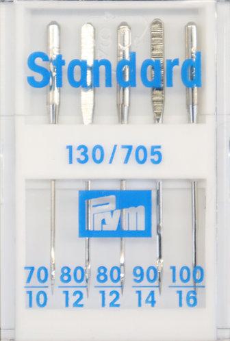 Sewing needles - standard 5 pcs. mixed