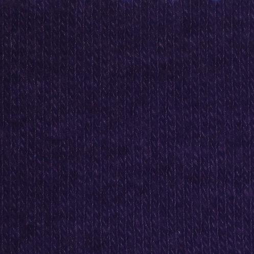 Cotton Interlock - violet-blue (Qual. 308/4034)