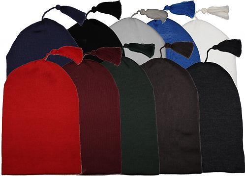 Jelly bag cap - light wool (Qual. 1178)