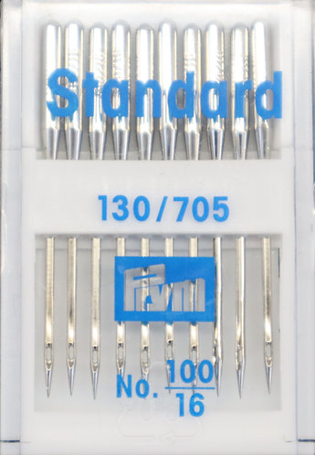 Sewing needles - standard 10 pcs. / 4 different sizes selectable