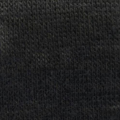 Leinentricot Single-Jersey - dunkelgrau (Qual. 141/4415)