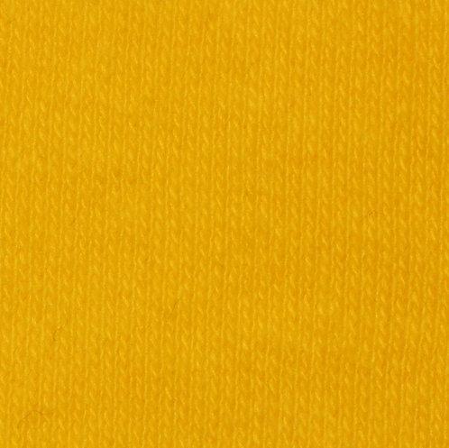 Baumwolle Interlock - gelb (Qual. 308/391)