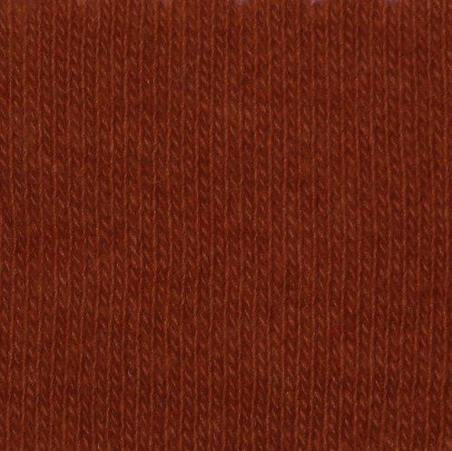 Cotton Interlock - orange-brown (Qual. 308/1230)