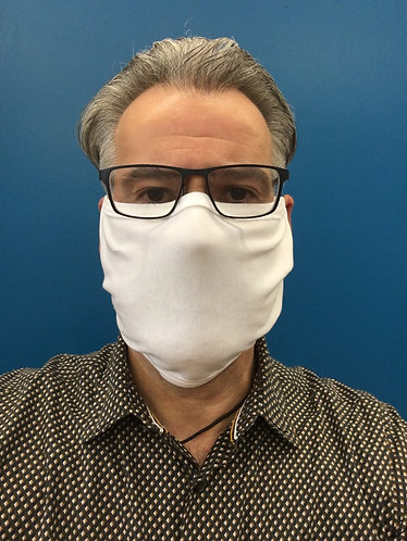 Textile Gesichtmasken (10 Stück pro Packung)