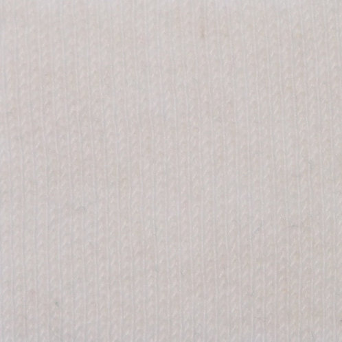 Baumwolle Interlock - creme (Qual. 308/291)