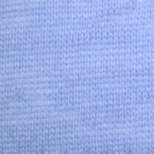 Leinentricot Single-Jersey - hellblau (Qual. 141/4045)