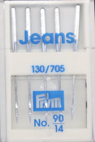 Nähnadeln - Jeans 5 Stk.