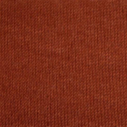 Doll fabrics - terracotta (Qual. 318/1230)