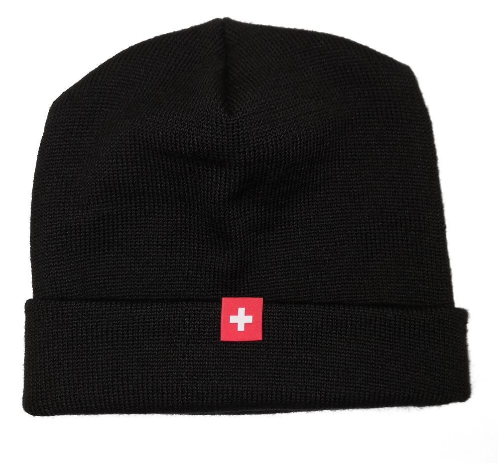 Unsere Schweizermütze für besonders kalte Weihnachtstage.