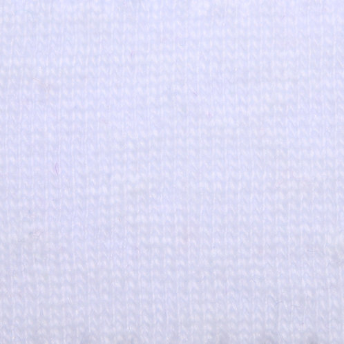 Leinentricot Single-Jersey - weiss (Qual. 141)