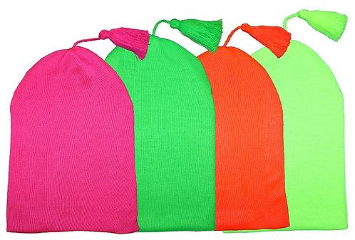 Jelly bag cap neon - acryl (Qual. 1301)