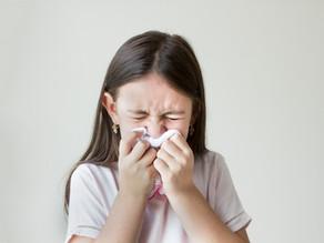 最近天氣變了,很多大小孩、小小孩,都開始整天鼻塞,在室內也塞!?在室外也塞!?
