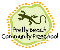 Pretty Beach Preschool Logo
