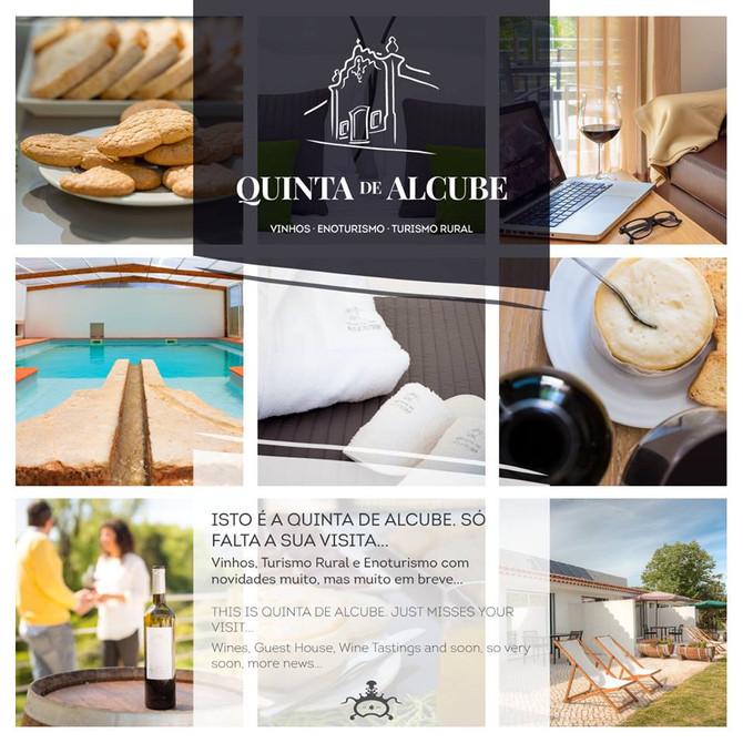 Quinta de Alcube... what else?