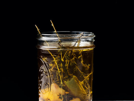Make Your Own Confit Garlic & Oil
