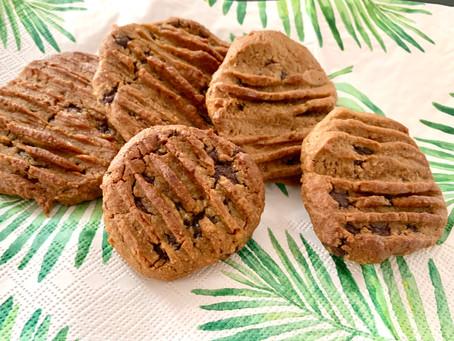 RECIPE: Chocolate Chickpea Cookies
