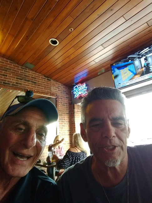 Frank Bucar and Jeff Batton