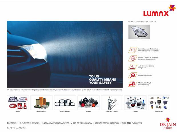 Lumax Industries