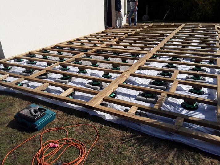 Création de terrasse en bois 2
