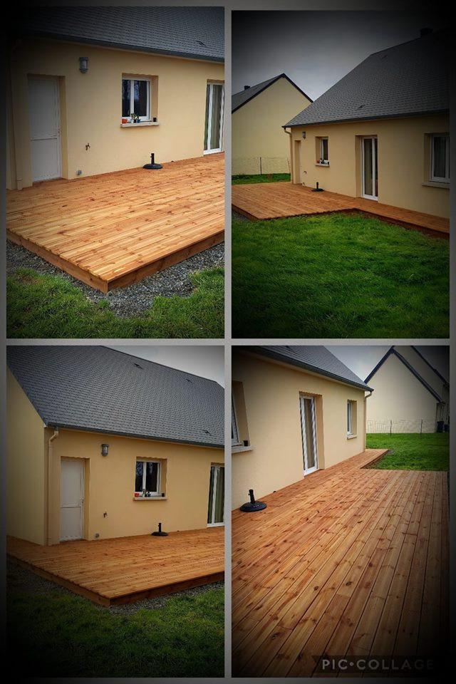 Rénovation de terrasse bois