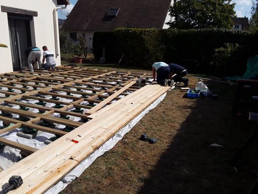 Création de terrasse en bois 3
