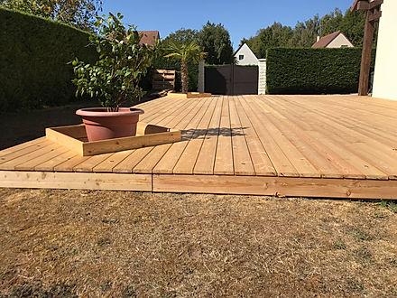 renovation de terrasse