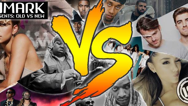 DJ MARK PRESENTS: NEW VS OLD 2016
