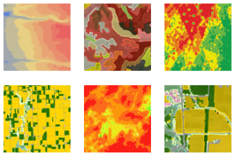 Additional datasets can be pulled into the ArcGIS Pro tool with our add-in.