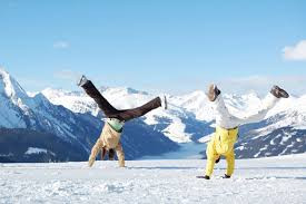 Chiropractic Health Tips -- Preparing for Outdoor Winter Activities