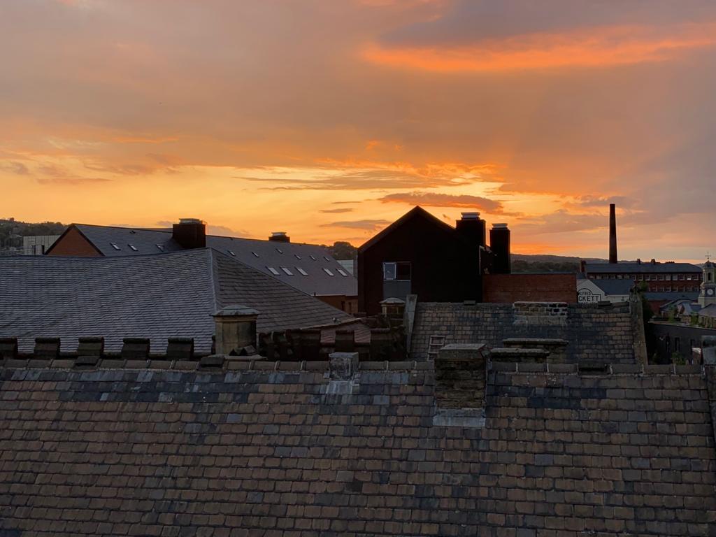 Kelham Sunset