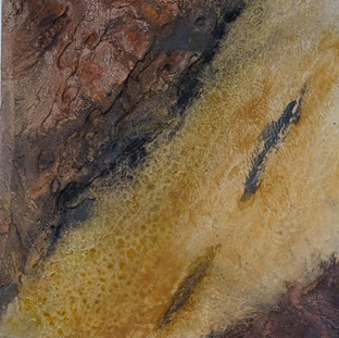 Namib-Wüste  H 0,40m / B 0,40m