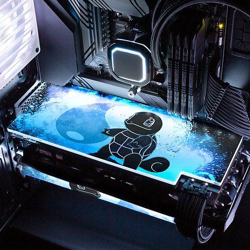 Soul of the Water RGB GPU Backplate