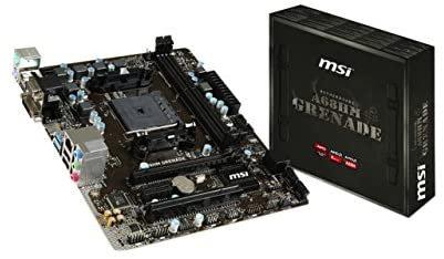 MSI A68HM Grenade (A68H,FM2+,mATX, DDR3,VGA,AMD), 7891-001R (DDR3,VGA,AMD)